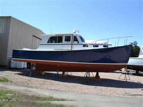 duffy sport fishing boats downeast hull vs custom carolina flare page 2 the