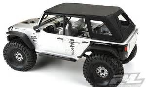 Scx10 Jeep Wrangler Timberline Soft Top For Axial Scx10 Jeep Wrangler