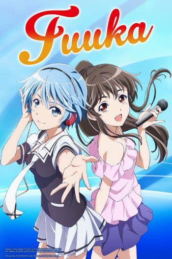 fuuka episode 3 triangle anime planet