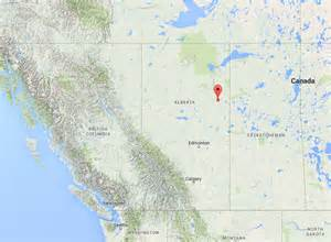 where is fort mcmurray on a map of canada fort mcmurray magnetic observatory