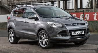 2013 Ford Edge Interior Ford Kuga May Get Sporty St And Posh Vignale Versions
