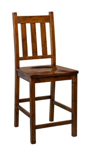 Bar Stools Denver Area by Denver Mission Bar Stool From Dutchcrafters Amish Furniture