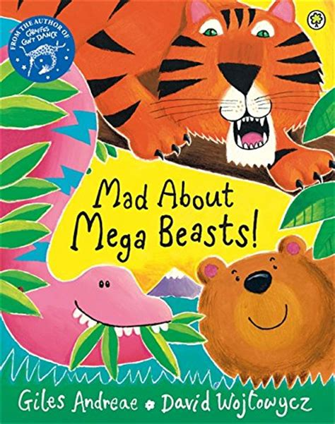 mad about dinosaurs libro mad about dinosaurs di giles andreae