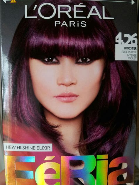 Goon Excellent Soft M32 M32 loreal purple h 229 r