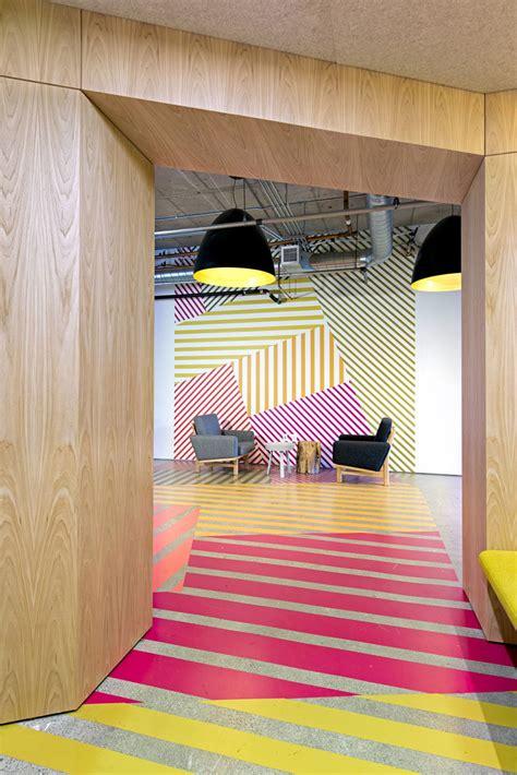interior design color patterns interior design idea this colorful bold pattern wraps