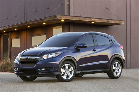 crossover honda the 2016 honda hr v is the most versatile subcompact