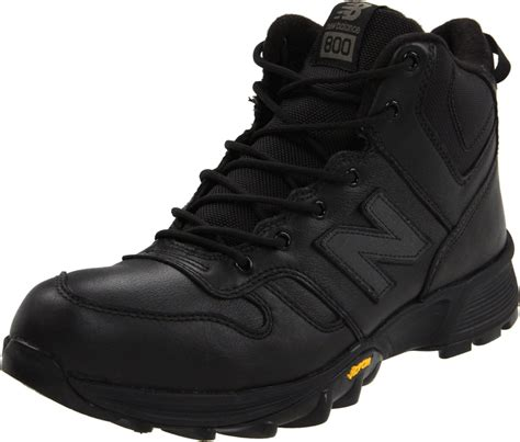 new balance hiking boots for new balance mens h800 hiking boot in black for lyst