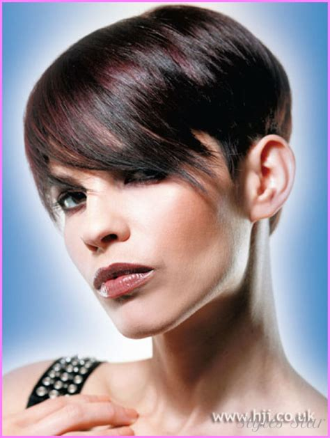 short haircuts bobs pictures very short bob haircuts stylesstar com