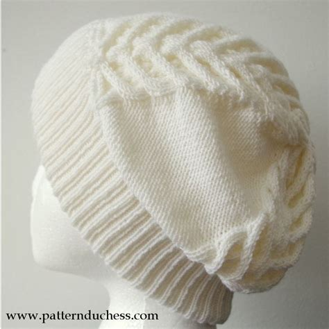 cable knit slouchy hat pattern pattern duchess cable knit slouchy beanie hat free
