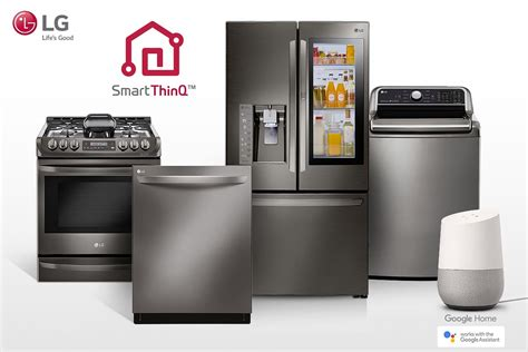 home appliance g clasf lg expands google assistant capabilities across extensive