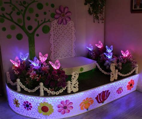 decoration ideas at home ganpati decoration ideas at home ganesh pooja decoration
