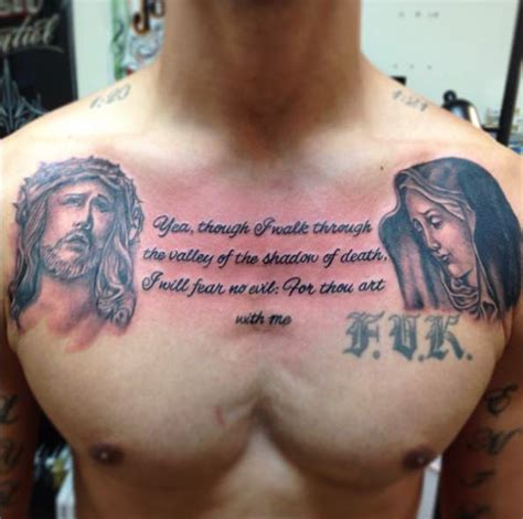 tattoo of jesus creativefan