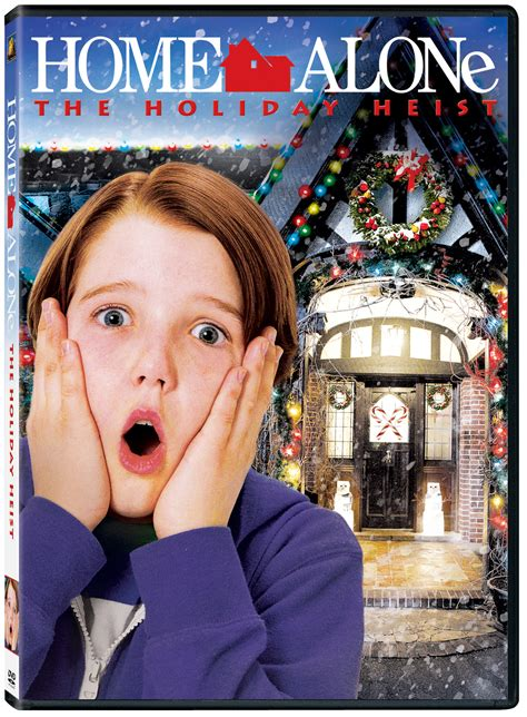 win home alone the heist on dvd forces of