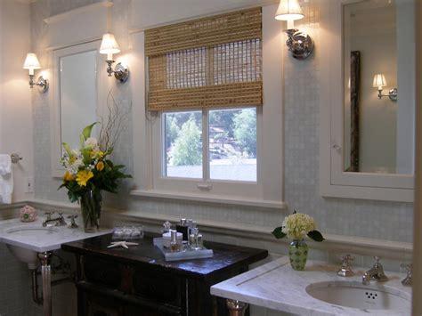 traditional bathroom designs hgtv