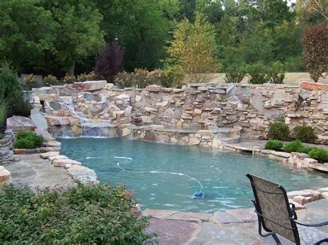 35 Best Natural Swimming Pond Images On Pinterest Backyard Swimming Ponds