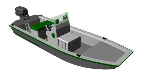 layout boat vs jon boat jon boat to layout boat new design coming this week 14