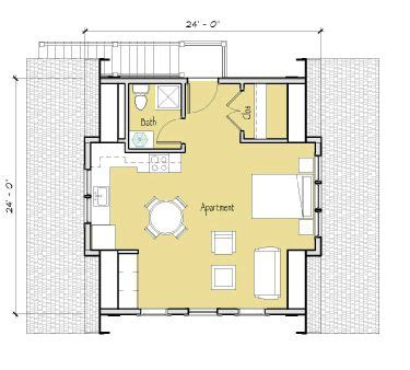 convert garage to apartment floor plans 84 best images about garage conversion on pinterest