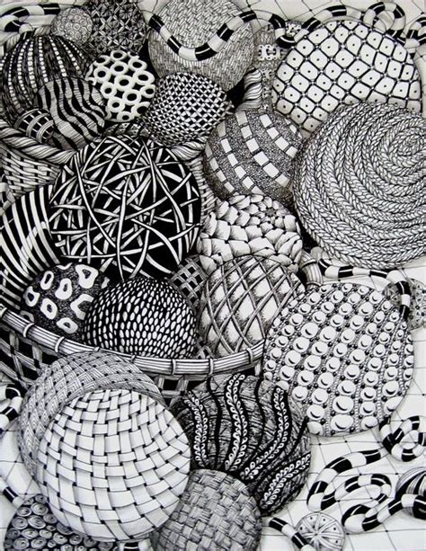 amaze zentangle pattern exles of zentangle project beautiful circles and awesome