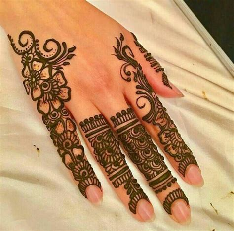 henna design for fingers 20 handpicked finger mehndi designs with unique and