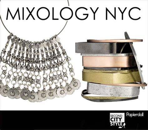 Win A Fabulous Giveaway With Silver Karma by Second City Style February 2012 Giveaway Win Mixology Nyc