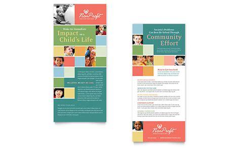 education training rack cards templates designs
