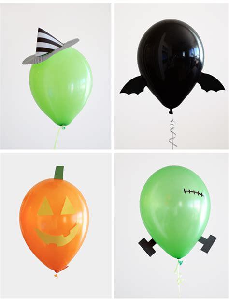 decorar globos para halloween 10 decoraciones para halloween que puedes hacer con globos