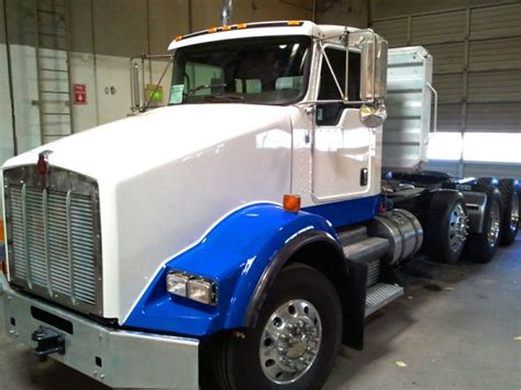 vehicle equipment paint pacific truck colors