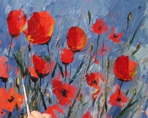 acrylic painting uses how to paint flowers in acrylics with tim fisher