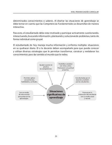 diseno curricular nivel primario 2do ciclo