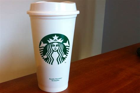 Forgot your reusable Starbucks cup? There's an app for