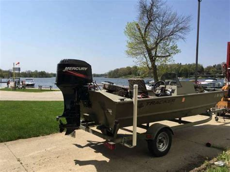 jon boat trailer motor package 2008 tracker grizzly 1654 sc all welded package for sale