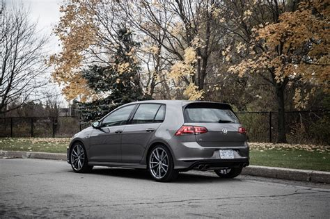 2017 golf r review review 2017 volkswagen golf r canadian auto review