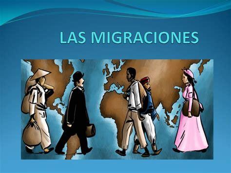 imagenes de migraciones temporales las migraciones ppt video online descargar