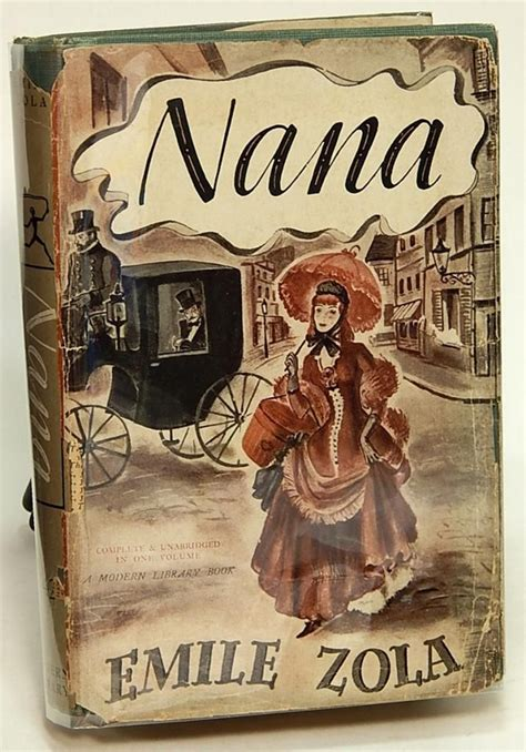 Theresa Emile Zola Original Hardcover nana modern library 142 1 by emile zola hardcover