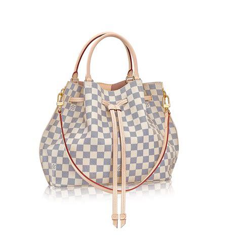 Home Decor Stores Canada Online by Girolata Damier Azur Canvas Handbags Louis Vuitton