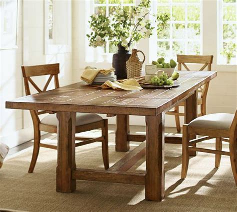 Dining Table Pottery Barn Brayden Extending Dining Table Pottery Barn