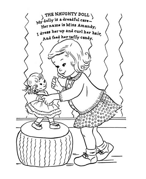 coloring book rym nursery rhymes coloring pages coloring