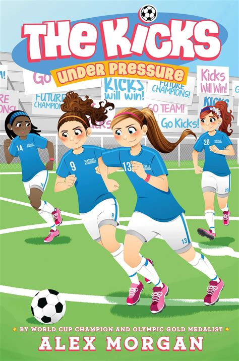 the kicks series by alex pressure book by alex official publisher