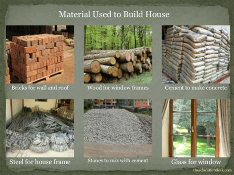 how much of the materials are needed to build a house architecture admirers