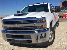 2017 chevy silverado 2500 and 3500 hd payload and towing
