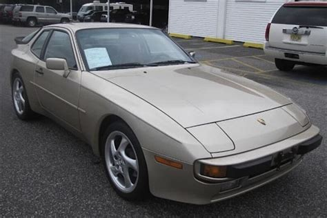 porsche 944 gold ppg ditzler colors