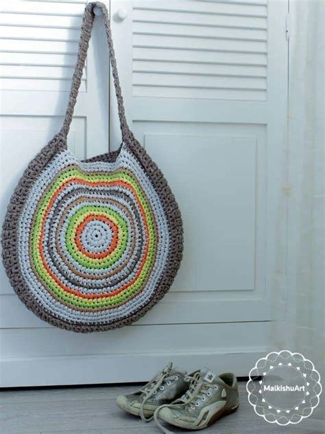 t shirt yarn clutch pattern 249 best malkishuart crochet mostly with t shirt yarn