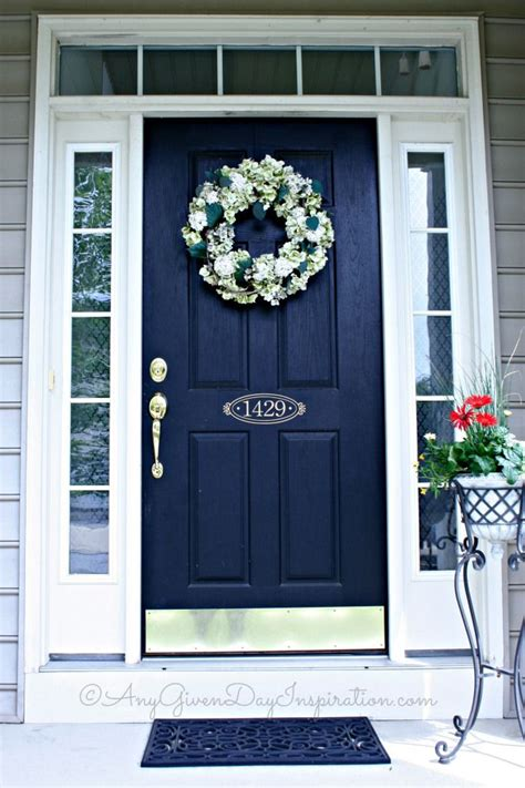 navy front door 1000 ideas about navy front doors on pinterest hale