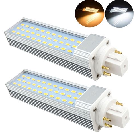 Gx24q 4 Pin Rotatable Led Plc L 13w 26w Cfl 4 Pin Led Light Bulb