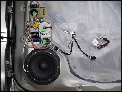 subwoofer diy page  projects hyundai tucson audio upgrade speakers