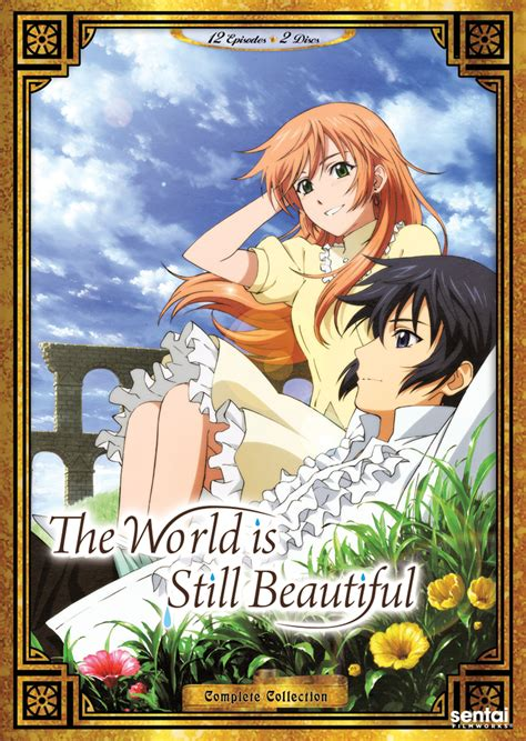 Strange Clocks the world is still beautiful dvd