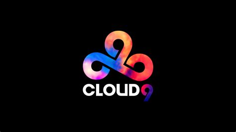 cloud 9 logo color cloud 9 lolwallpapers