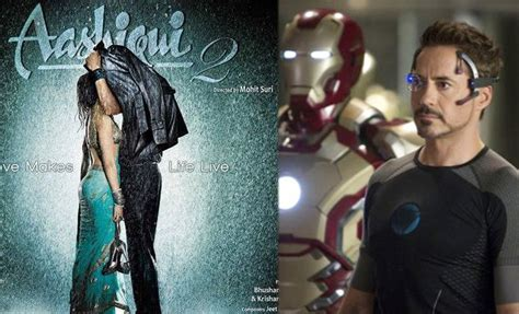 Iron 2 Box Office by Aashiqui 2 Beats Iron At The Box Office Indian