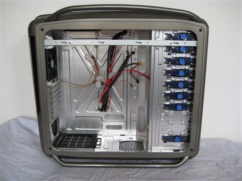 review cooler master cosmos s chassis hexus net page 7