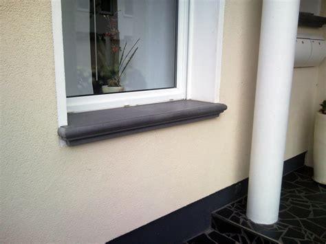 Fensterbank Außen Alu Anthrazit by Fensterb 228 Nke Vom Erfahrenen Fachbetrieb